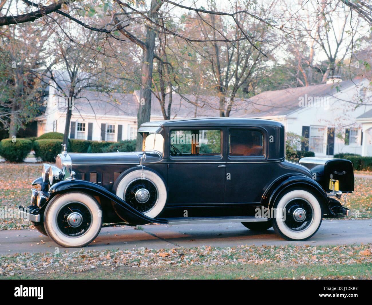 1931 La Salle - Stock Image