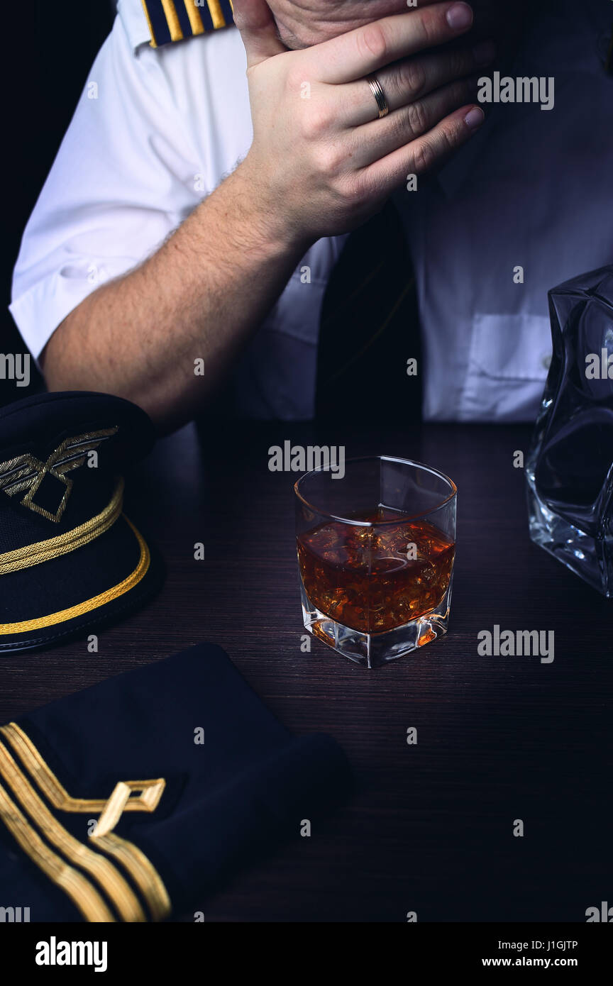Drinking Duty Free Alcohol In Airport