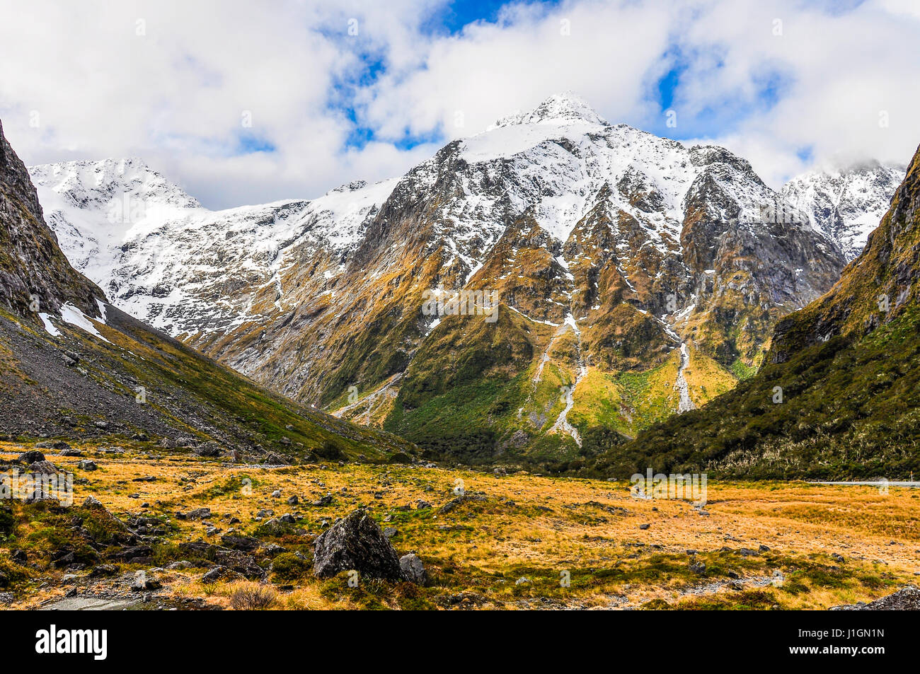 Lord Of The Rings New Zealand Landscape Stock Photos Lord Of The