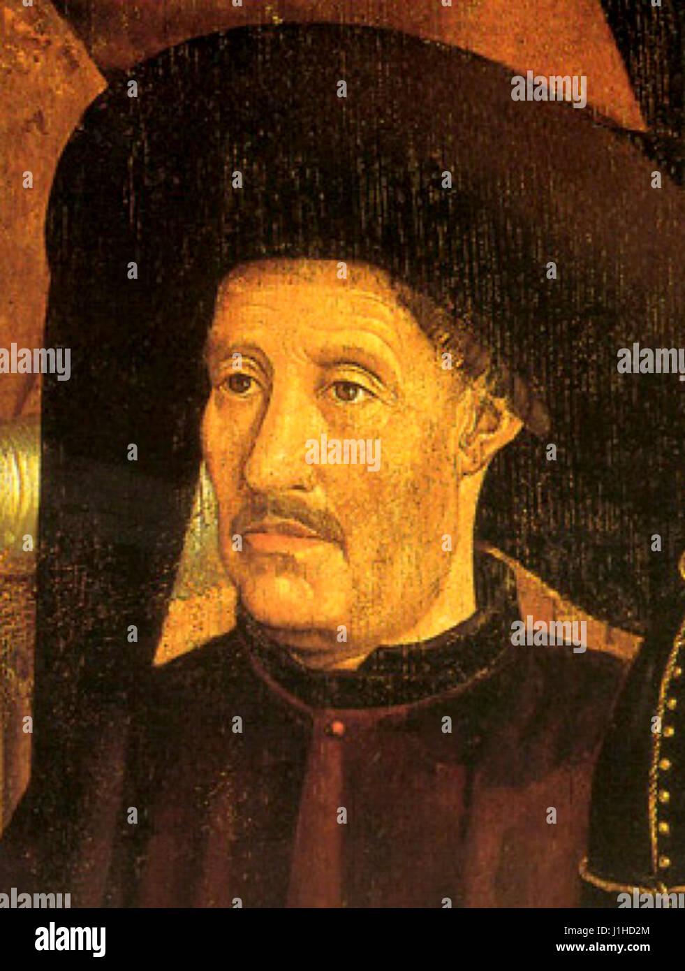 Prince Henry the Navigator, Infante D. Henrique of Portugal, Duke of Viseu - Stock Image