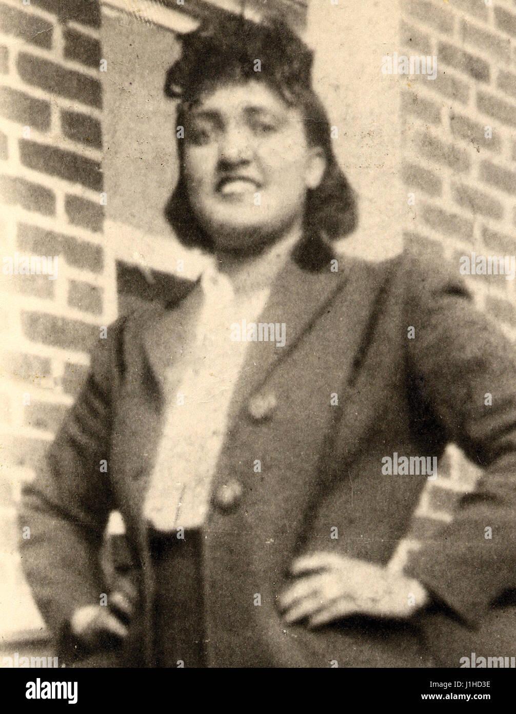 Henrietta Lacks Stock Photo