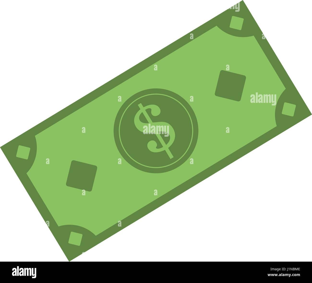 money bill icon - Stock Image