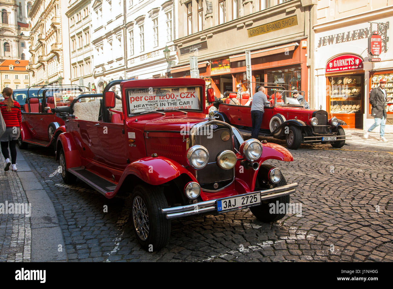 Classic Car Tours Stock Photos & Classic Car Tours Stock Images - Alamy