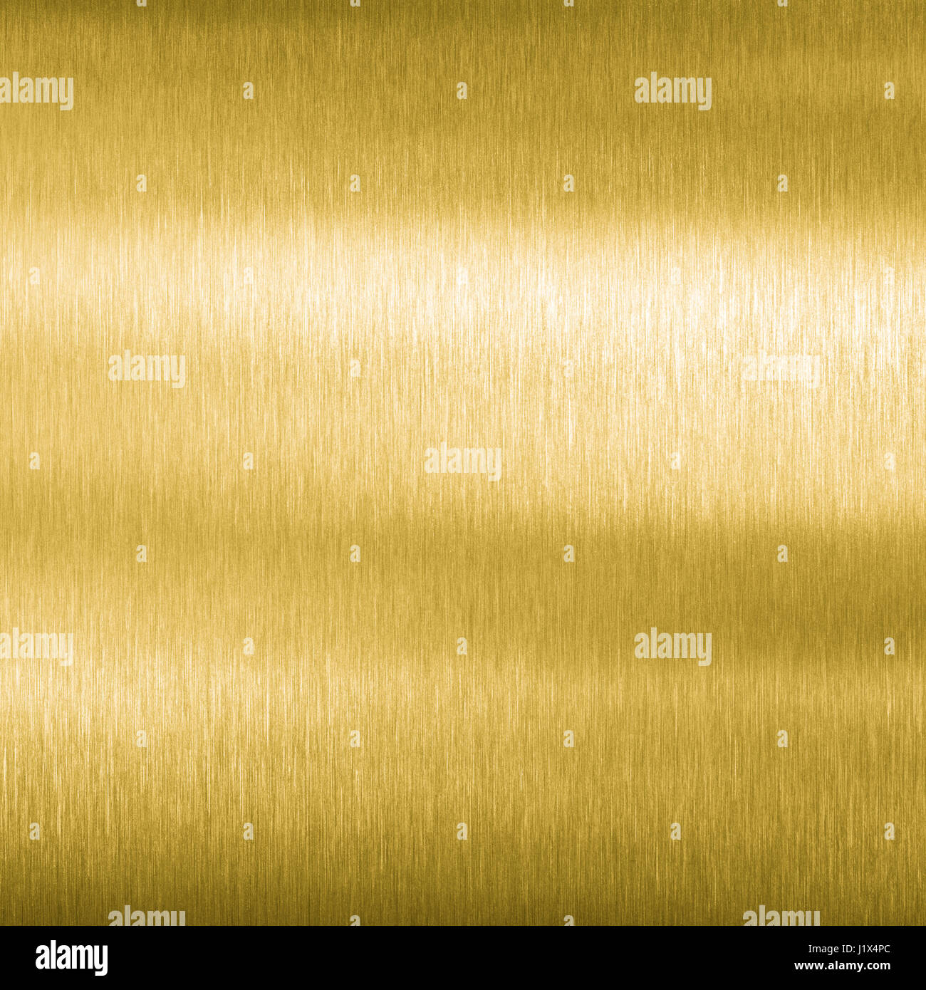 gold metal - Stock Image