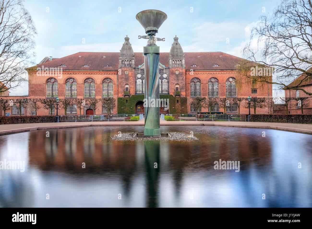Royal Library, Copenhagen, Denmark, Scandinavia Stock Photo