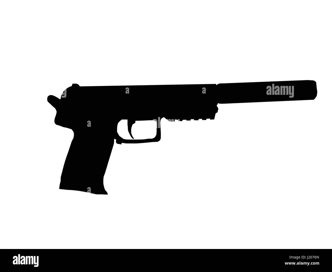 pistol with silencer stock photos amp pistol with silencer