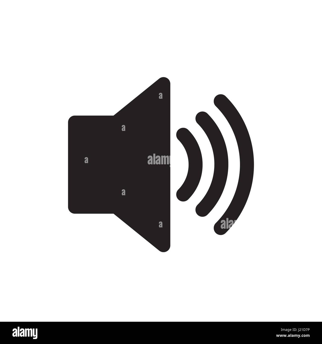 speaker icon image Stock Photo: 138944618 - Alamy