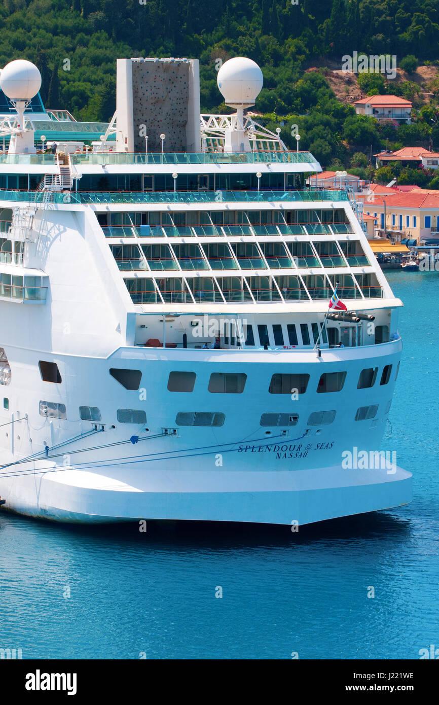 Greek Cruise Port Stock Photos & Greek Cruise Port Stock Images - Alamy