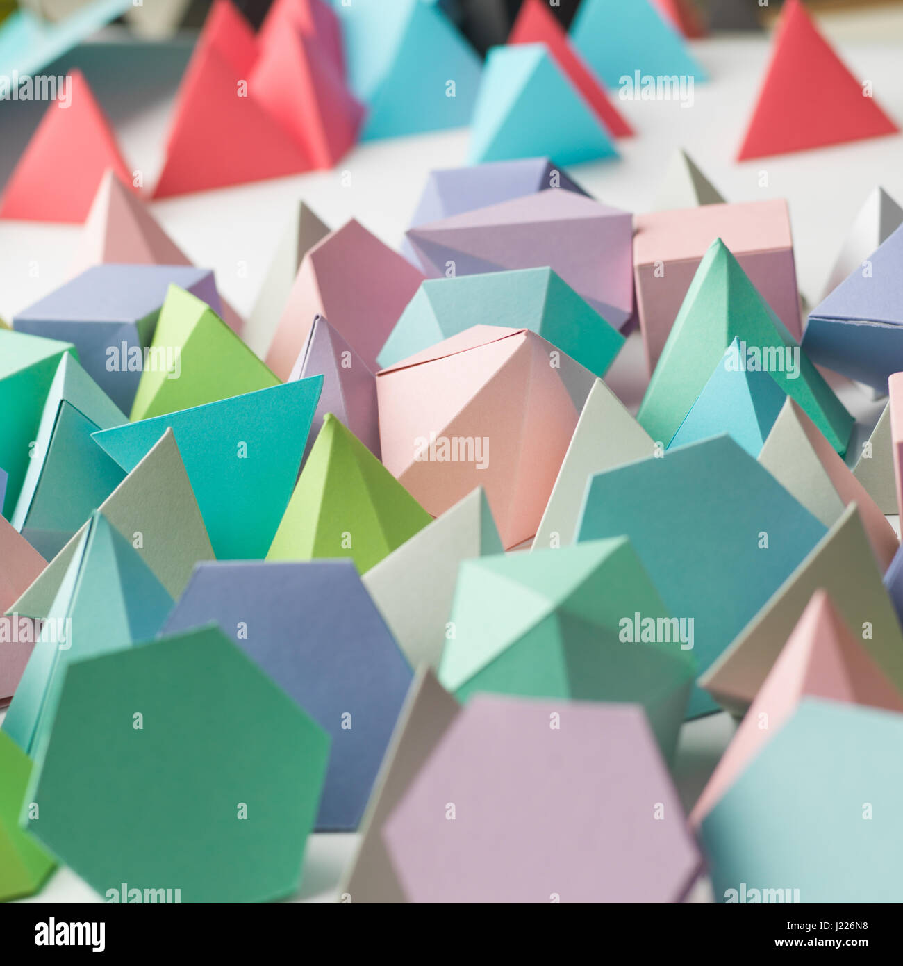 Paper Models Stock Photos Paper Models Stock Images Alamy