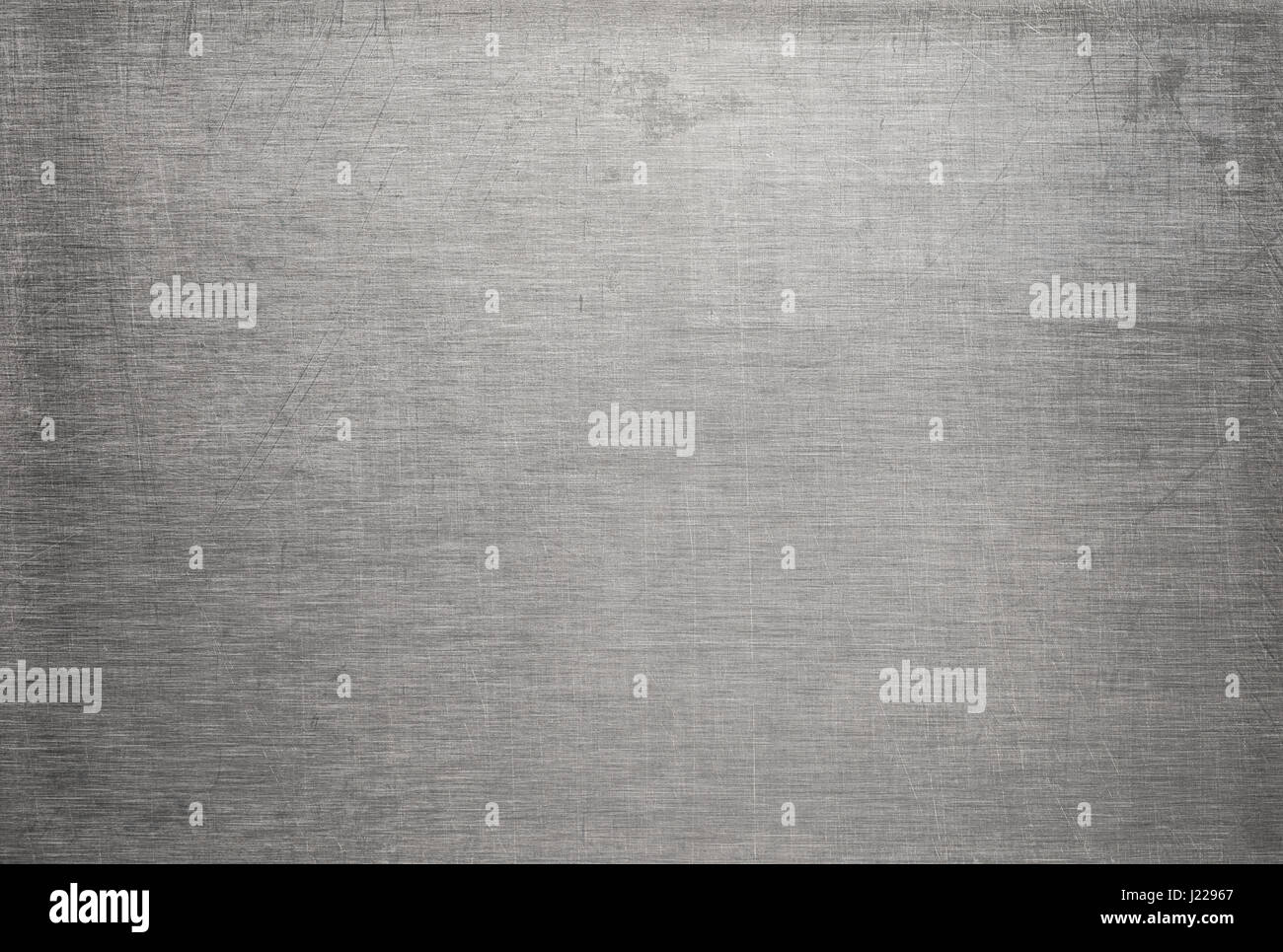 scratched metal texture - Stock Image