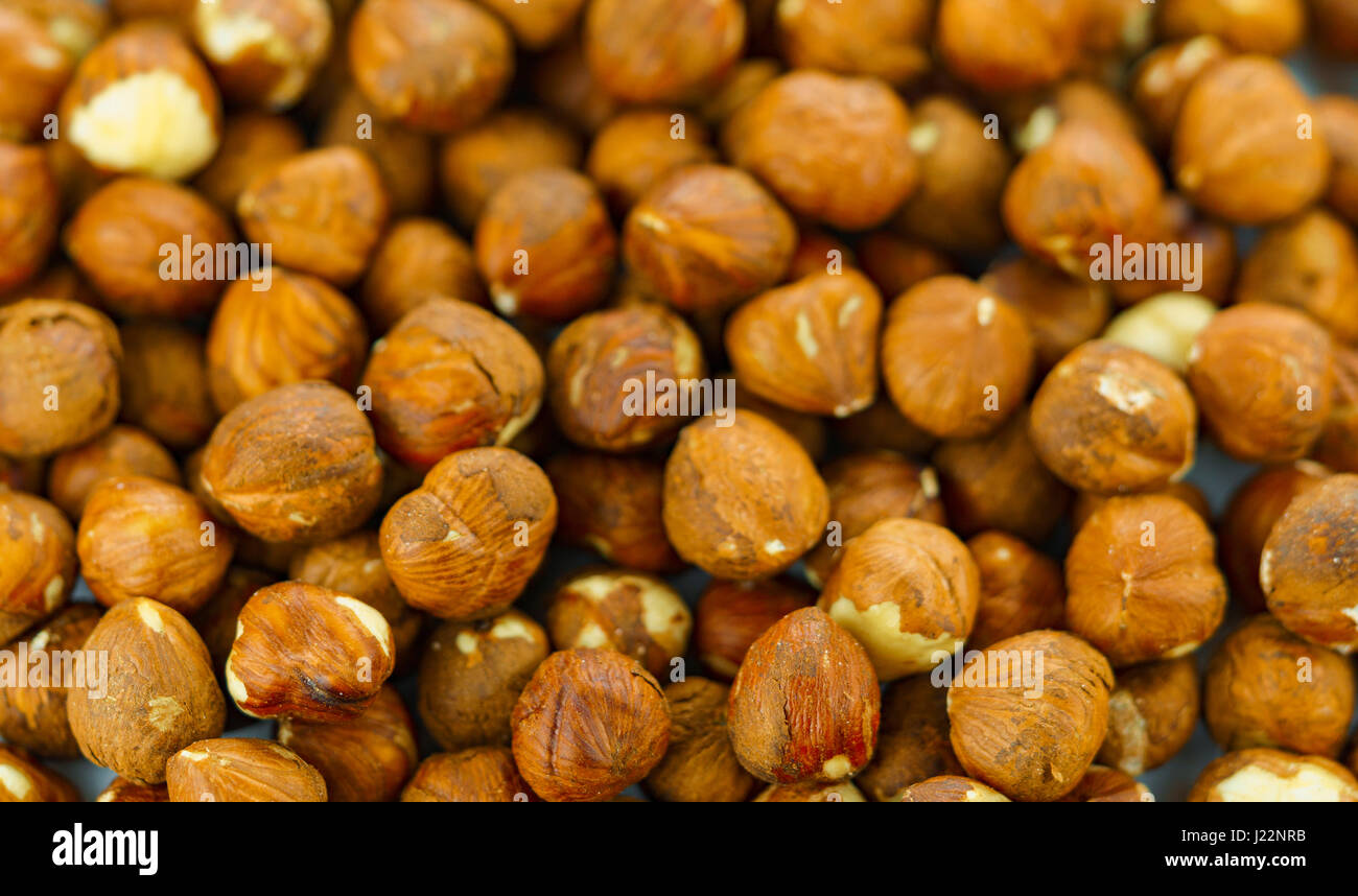 Dried Healthy Foods - Stock Image