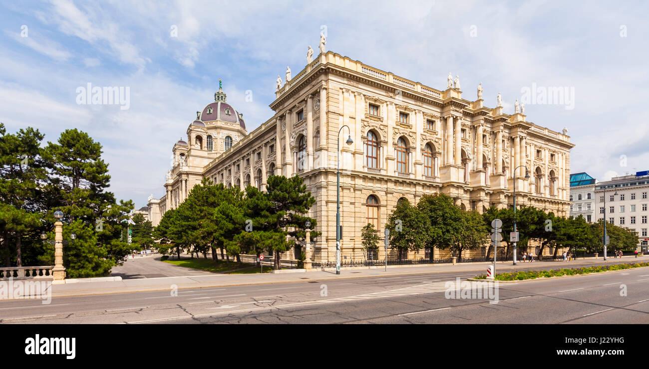 Österreich, Wien, Kunsthistorisches Museum - Stock Image