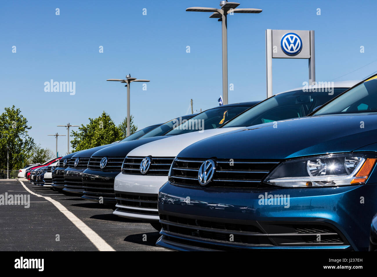 suv stock volkswagen indianapolis circa the among dealership is february depositphotos cars photo and vw