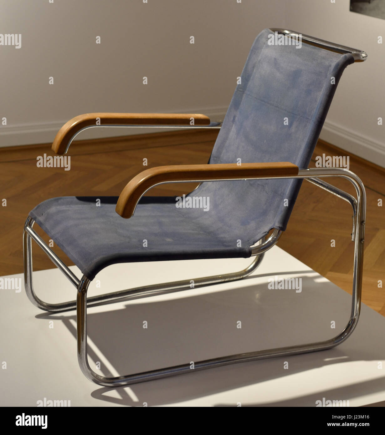 Chair B35 1928 Designed by Marcel Breuer Version Thonet Mundus AG 1931 German Germany & Thonet Chairs Stock Photos u0026 Thonet Chairs Stock Images - Alamy