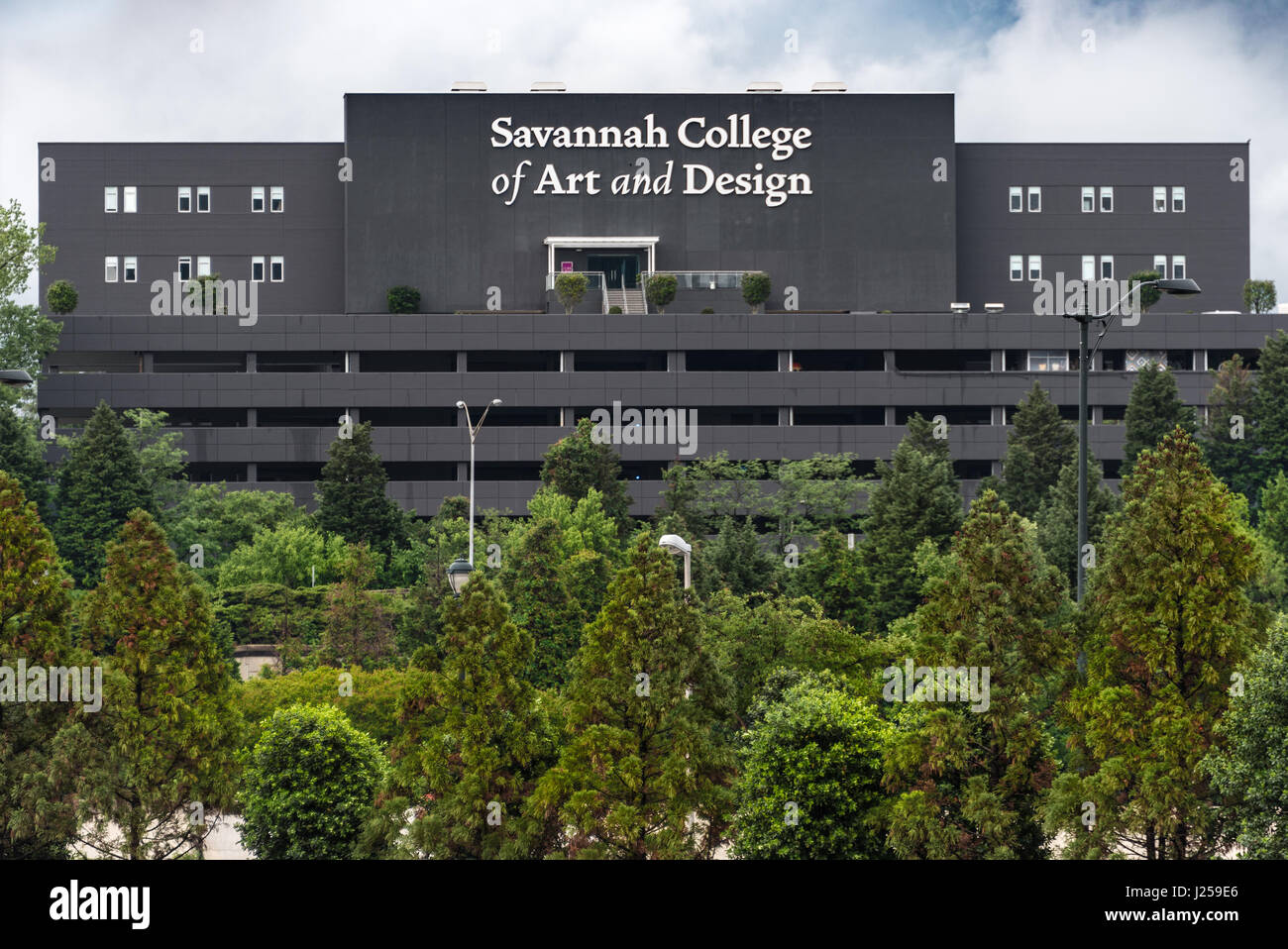 What Is The Design School In Savanagh Georgia