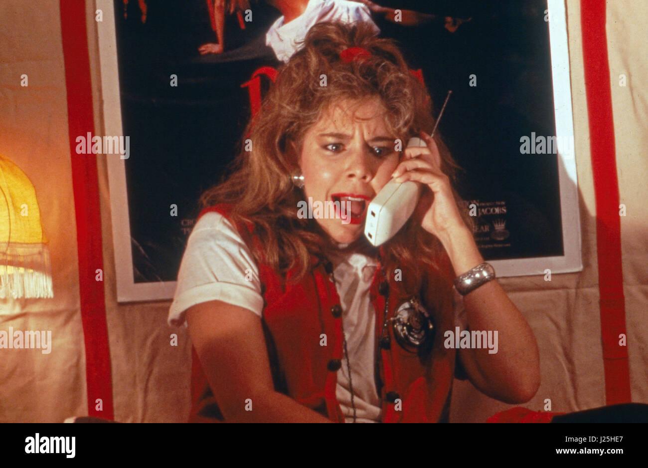 My Mom's A Werewolf, aka: Meine Mutter ist ein Werwolf, USA 1989, Regie: Michael Fischa, Darsteller: Diana Barrows - Stock Image