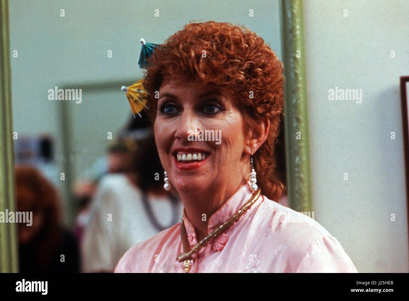 My Mom's A Werewolf, aka: Meine Mutter ist ein Werwolf, USA 1989, Regie: Michael Fischa, Darsteller: Marcia - Stock Image
