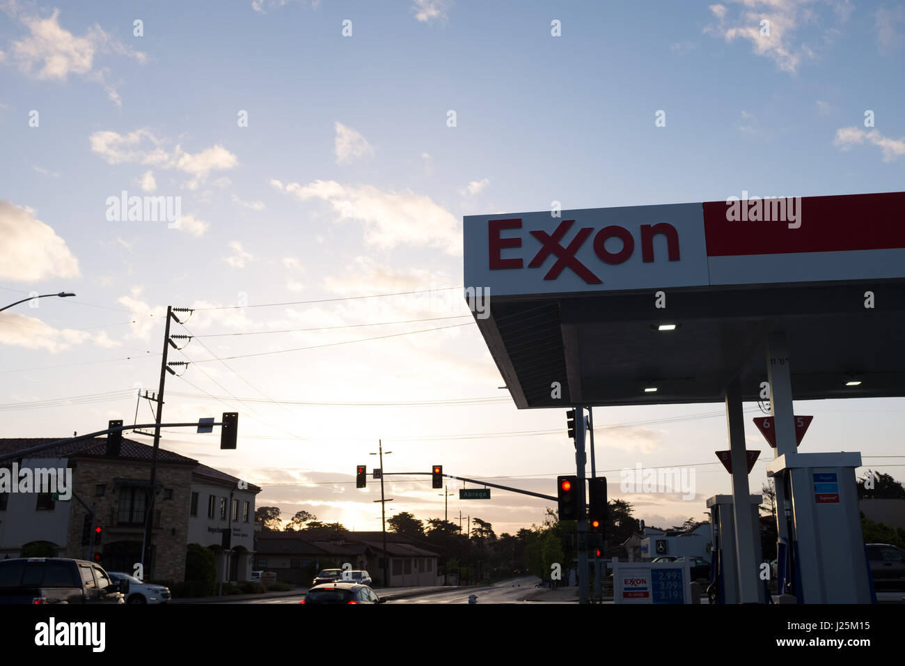 Exxon Stock Photos Amp Exxon Stock Images Alamy