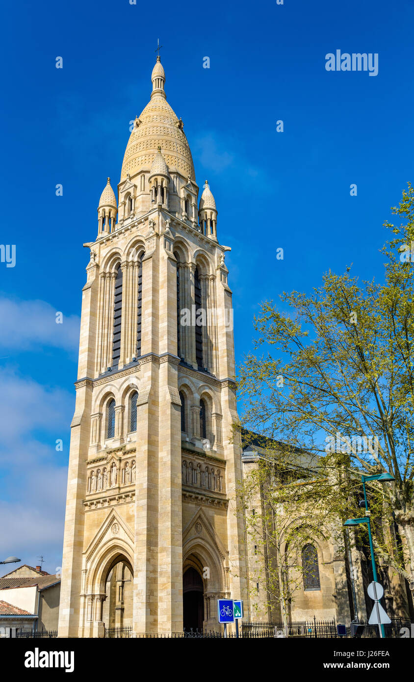 Sainte Marie de La Bastide church in Bordeaux - France ...