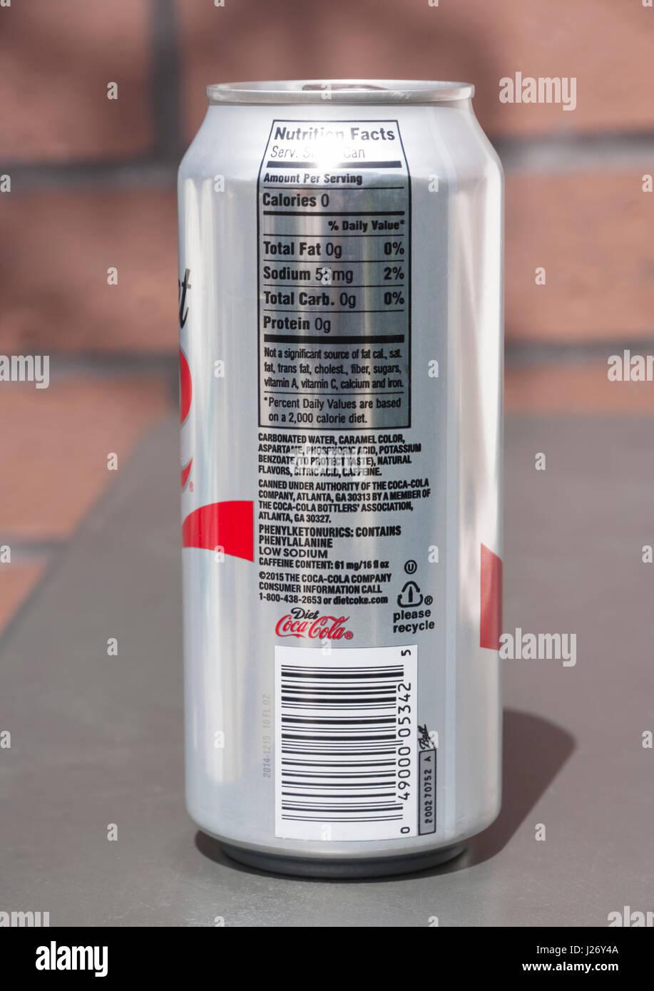 diet coke stock photos & diet coke stock images - alamy