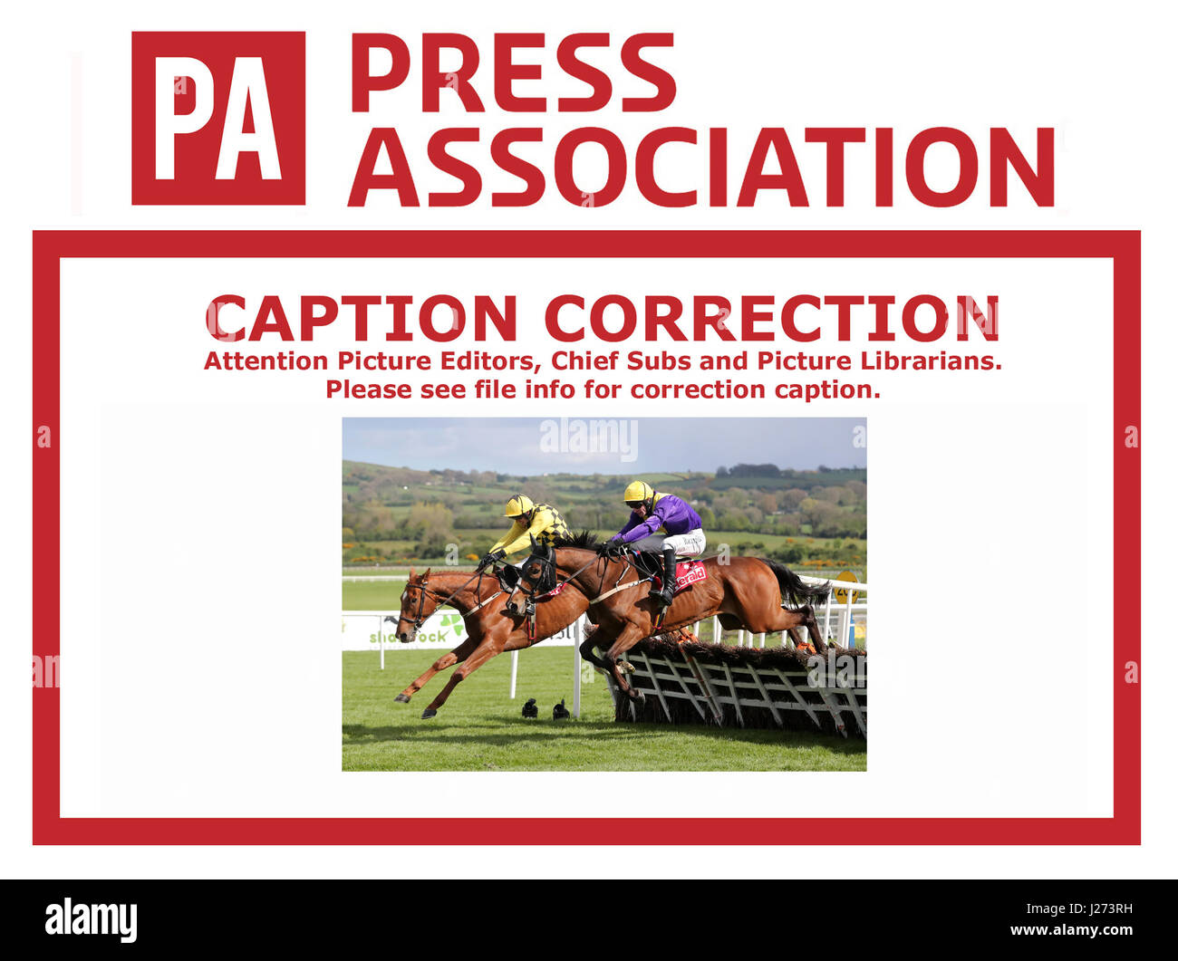 CAPTION CORRECTION CHANGING NAME OF JOCKEY FROM JACK KENNEDY TO DAVID MULLINS IMAGE WILL BE