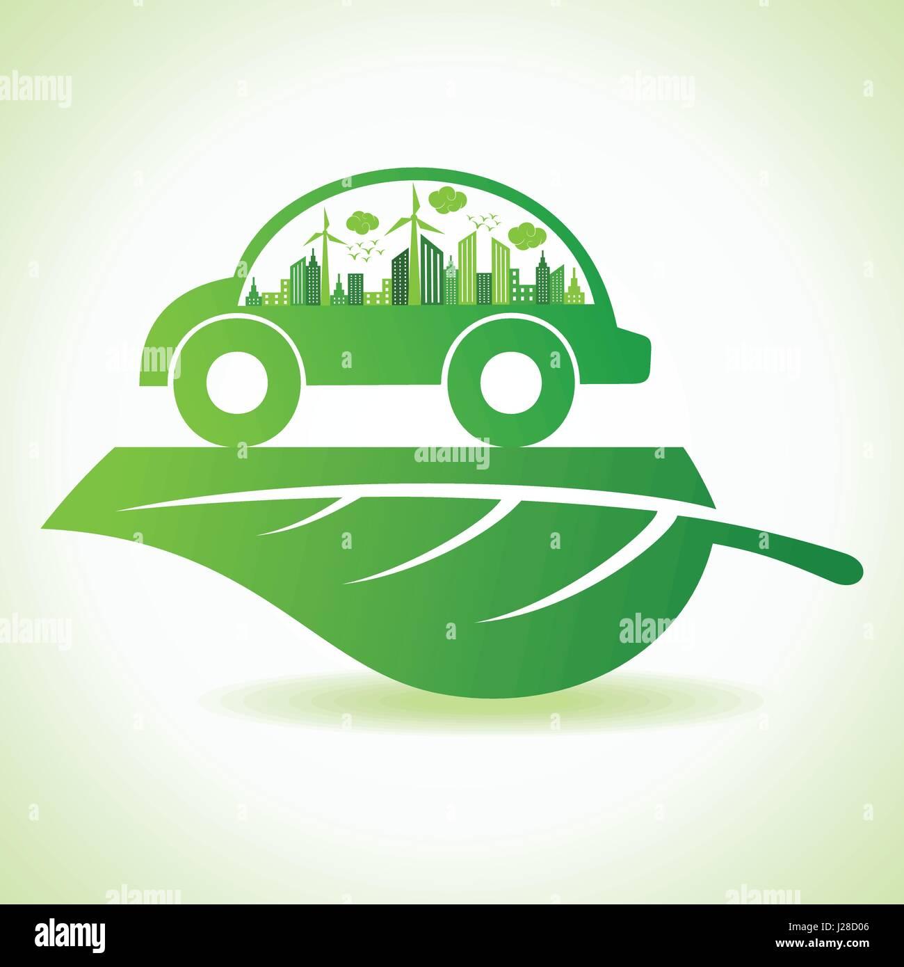 Save Environment Concept Stock Vector Stock Vector Image Art Alamy