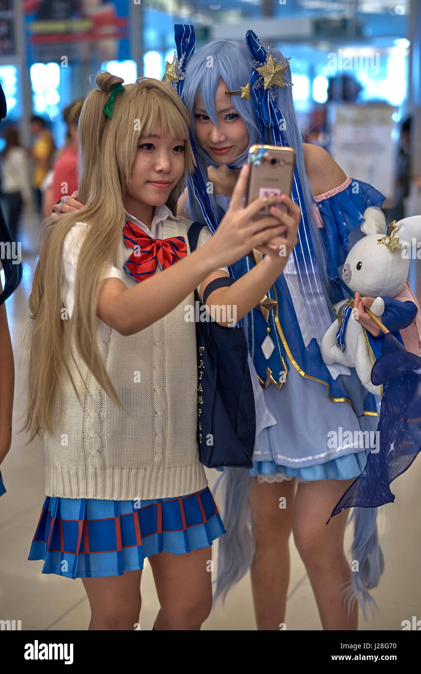 girls Young cosplay