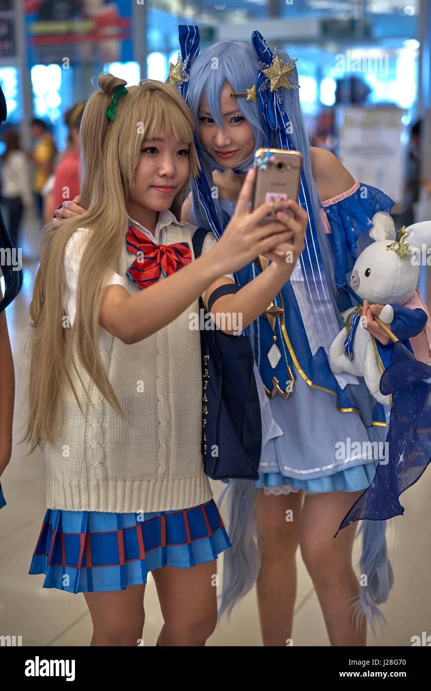 bangkok young girls