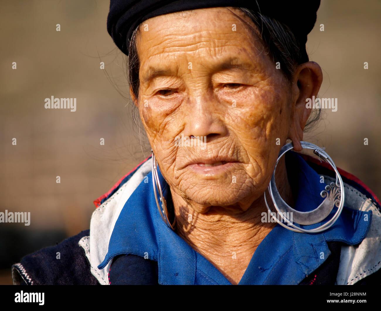 Hanoi, Sapa - Stock Image
