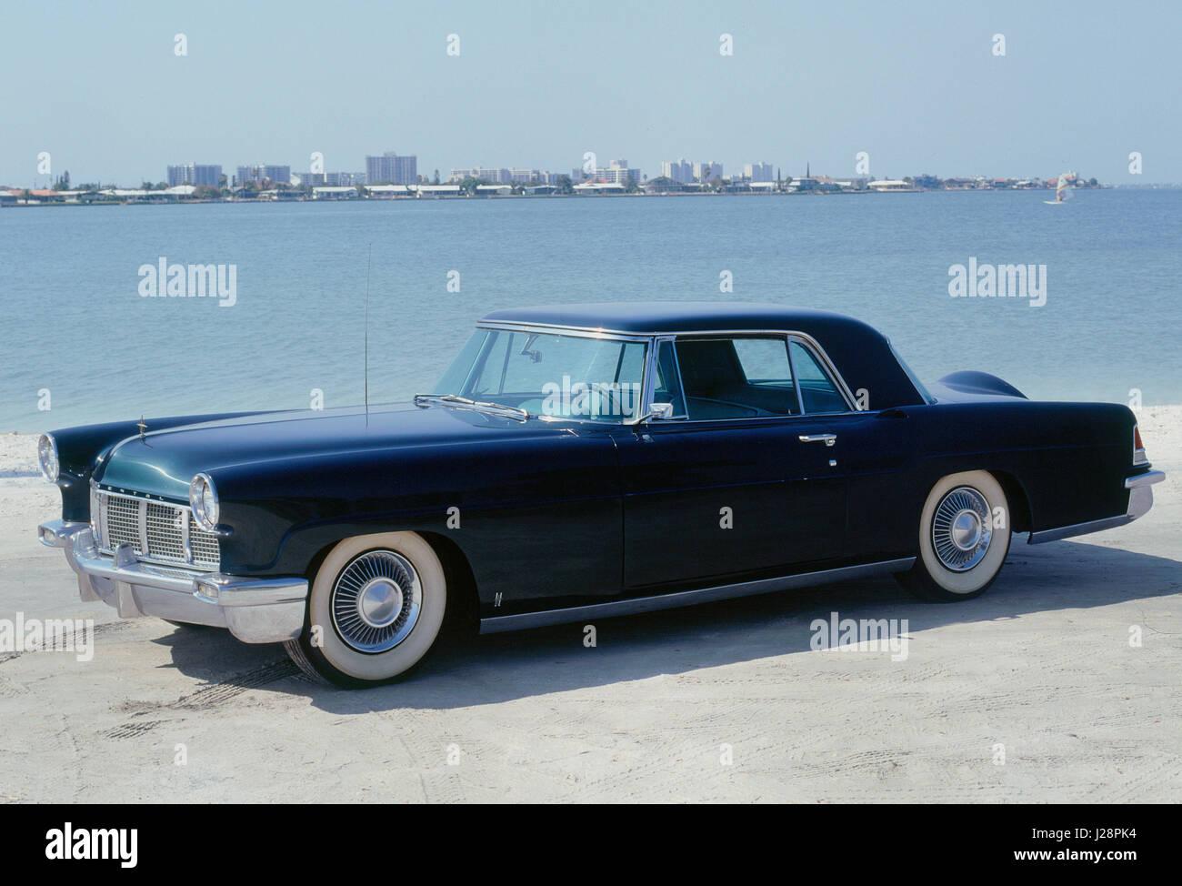 1956 Lincoln Continental MK2 - Stock Image