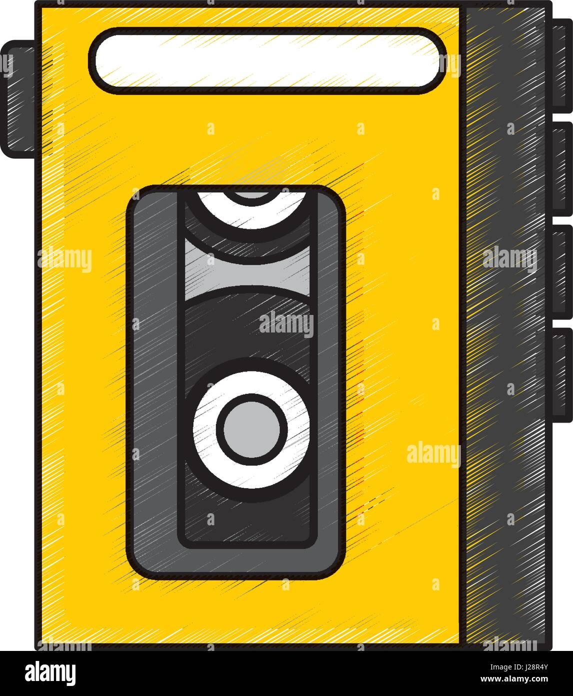 how to use a walkman cassette