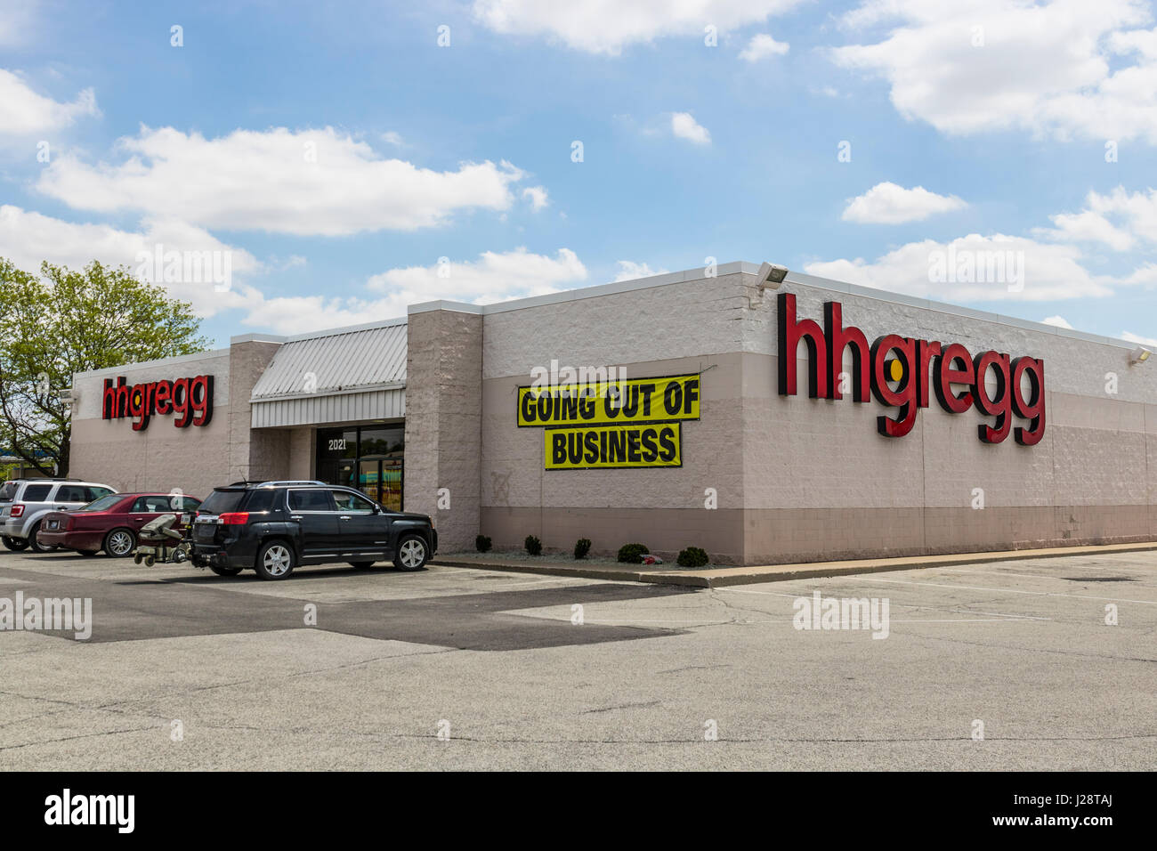 Hhgregg Hh Gregg High Resolution Stock Photography And Images Alamy