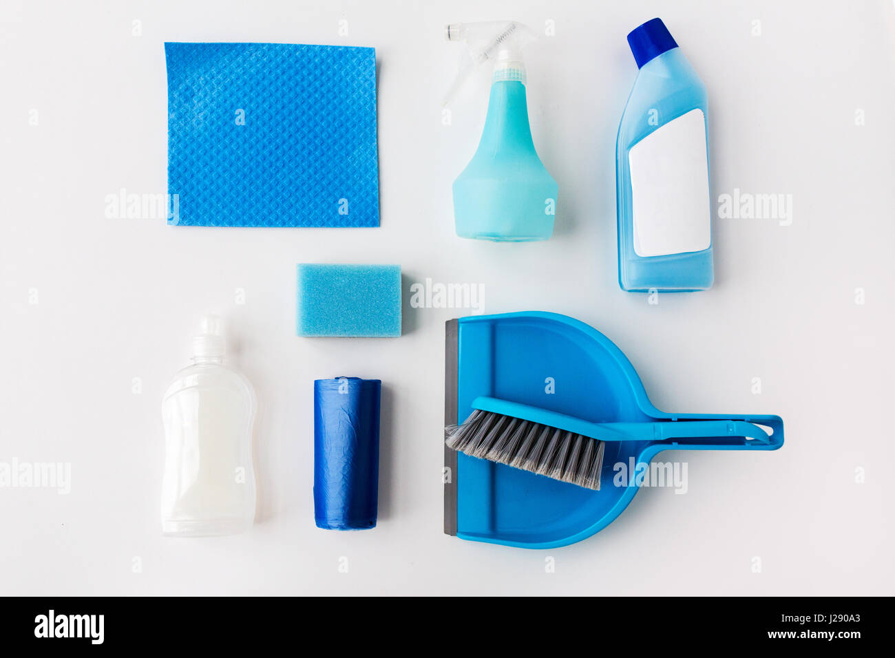 Cleaning Agent Nobody Stock Photos Cleaning Agent Nobody Stock - Cleaning stuff for bathroom