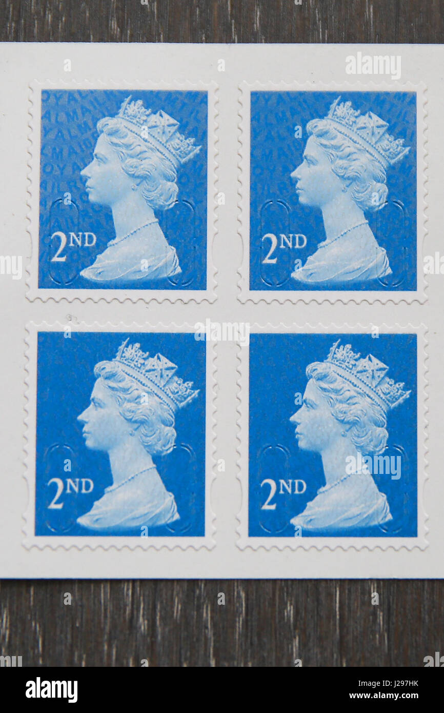The Prices Of First And Second Class Stamps Will Go Up By 1p