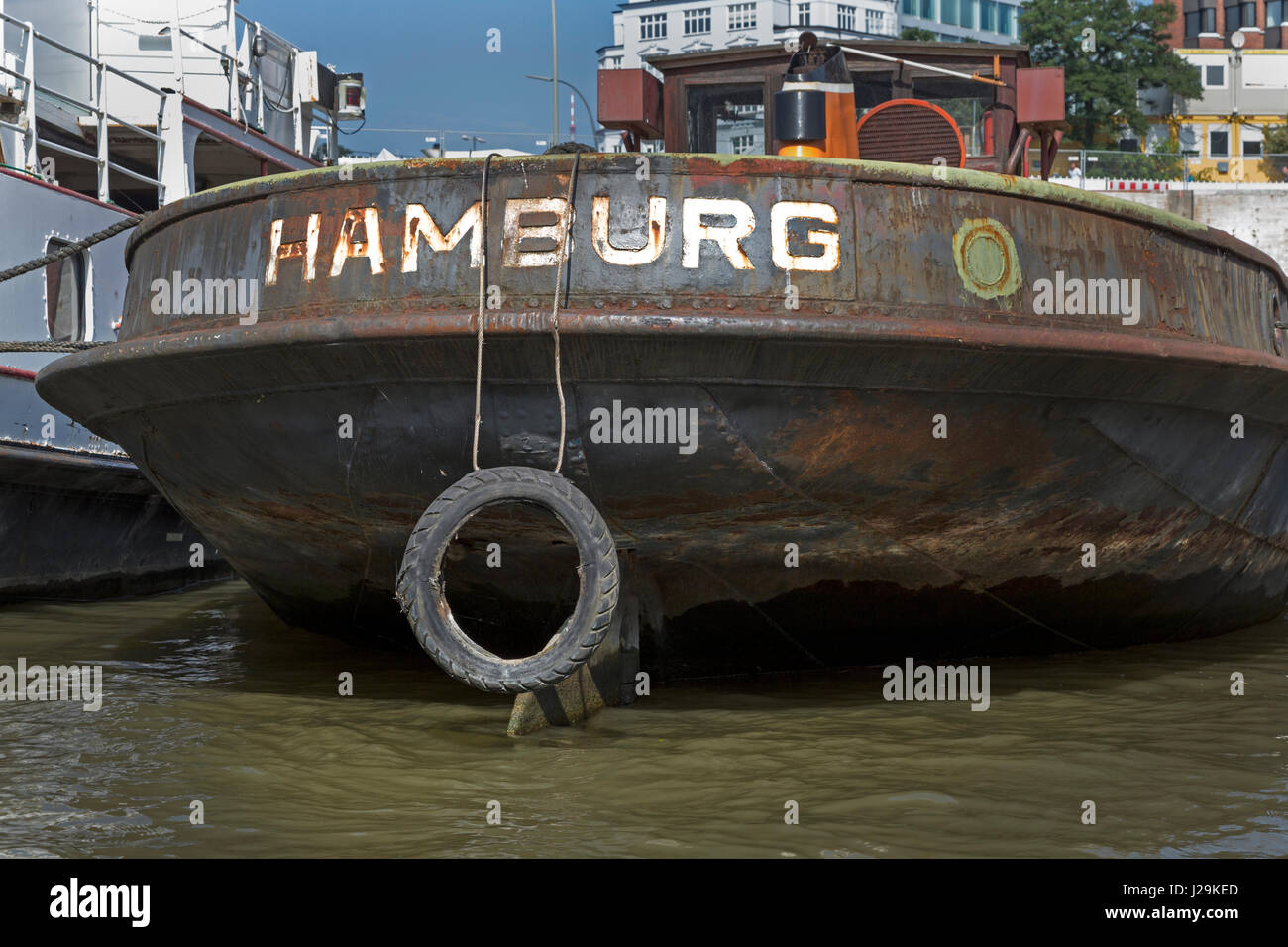 Old Tug Boat Stock Photos Old Tug Boat Stock Images Alamy