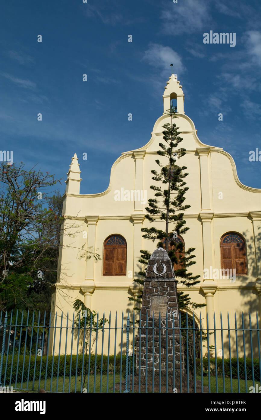 India, Cochin  St  Francis CSI Church, in Fort Kochi (aka