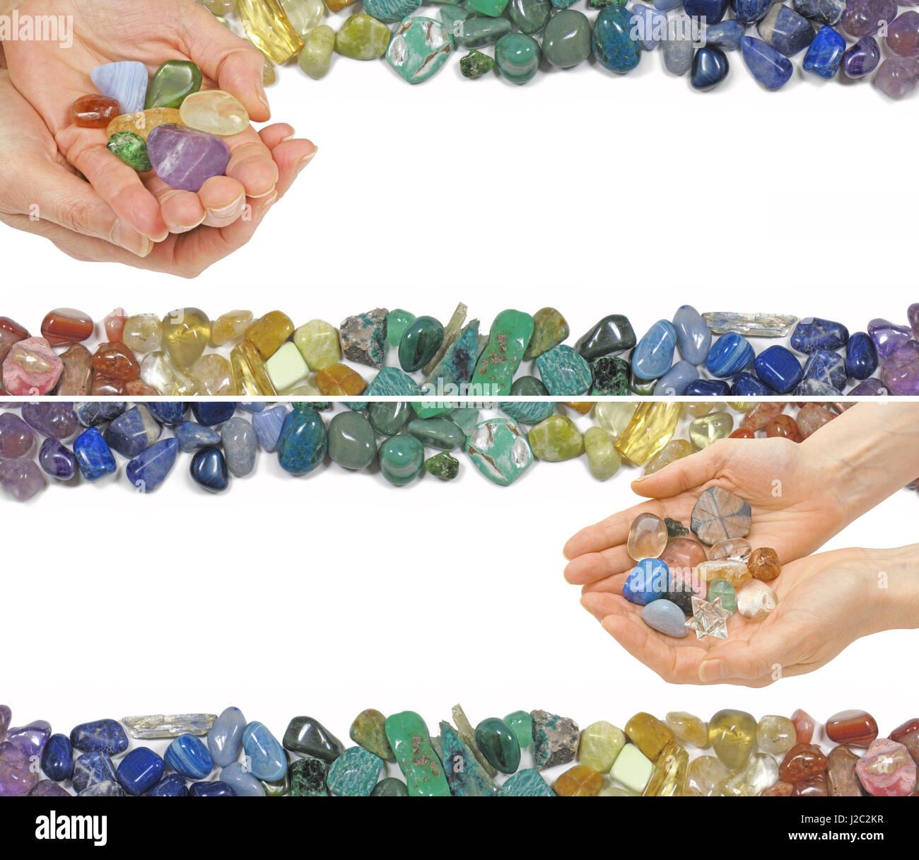 Crystal Healing Stock Photos & Crystal Healing Stock Images - Alamy