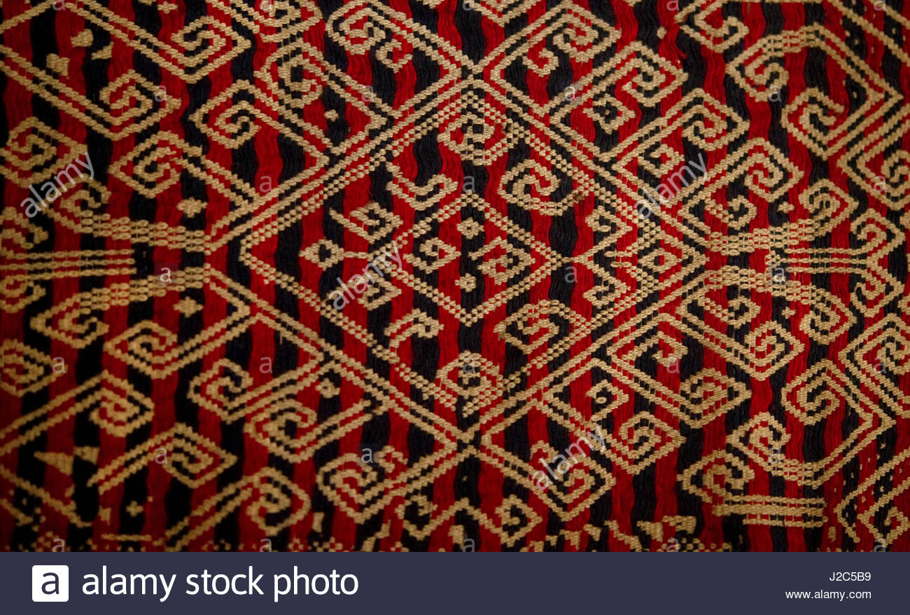 Motif From Antique Asian Textile Pr Stock Photo 139179917 Alamy