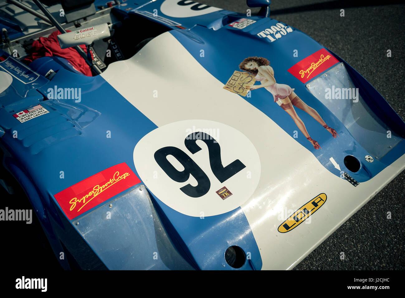 Lola Cars Stock Photos & Lola Cars Stock Images - Alamy
