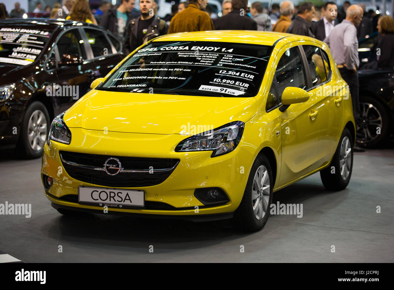 Opel Corsa 2010: beauty and style 20