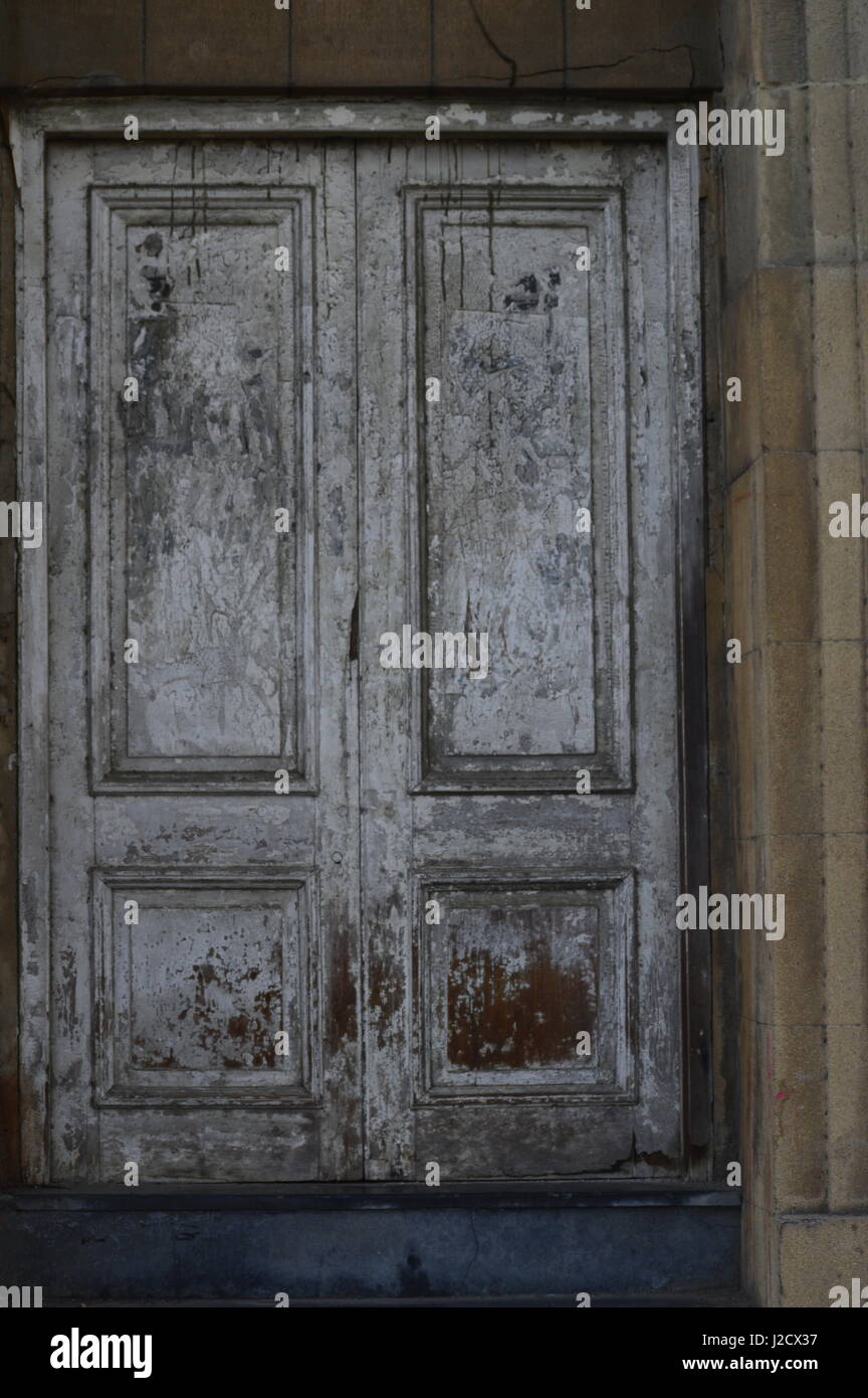 doors - Stock Image