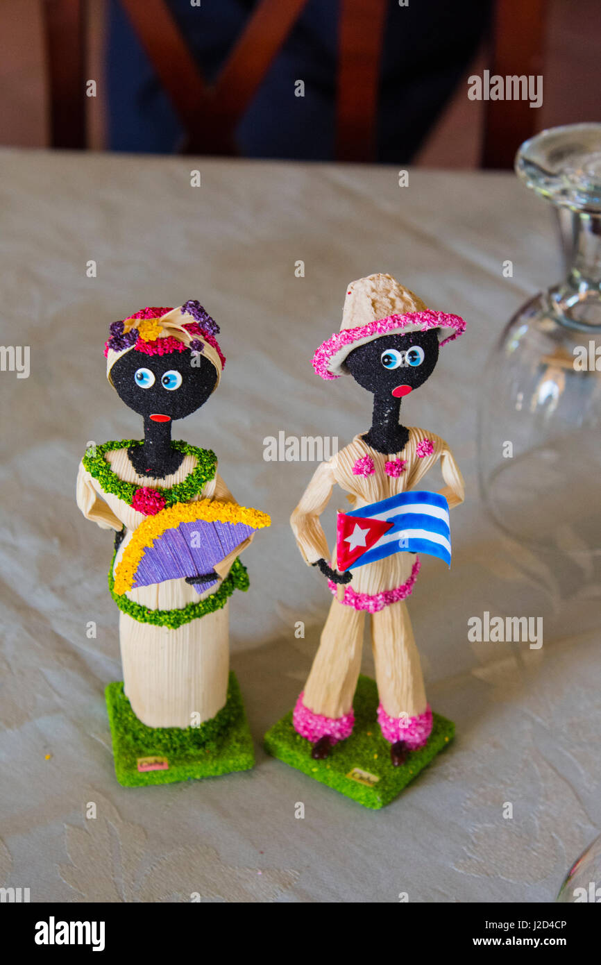 Cuba, Sancti Spiritus Province. Valle de los Ingenios. Manaca Iznaga Plantation. Cuba souvenirs. - Stock Image