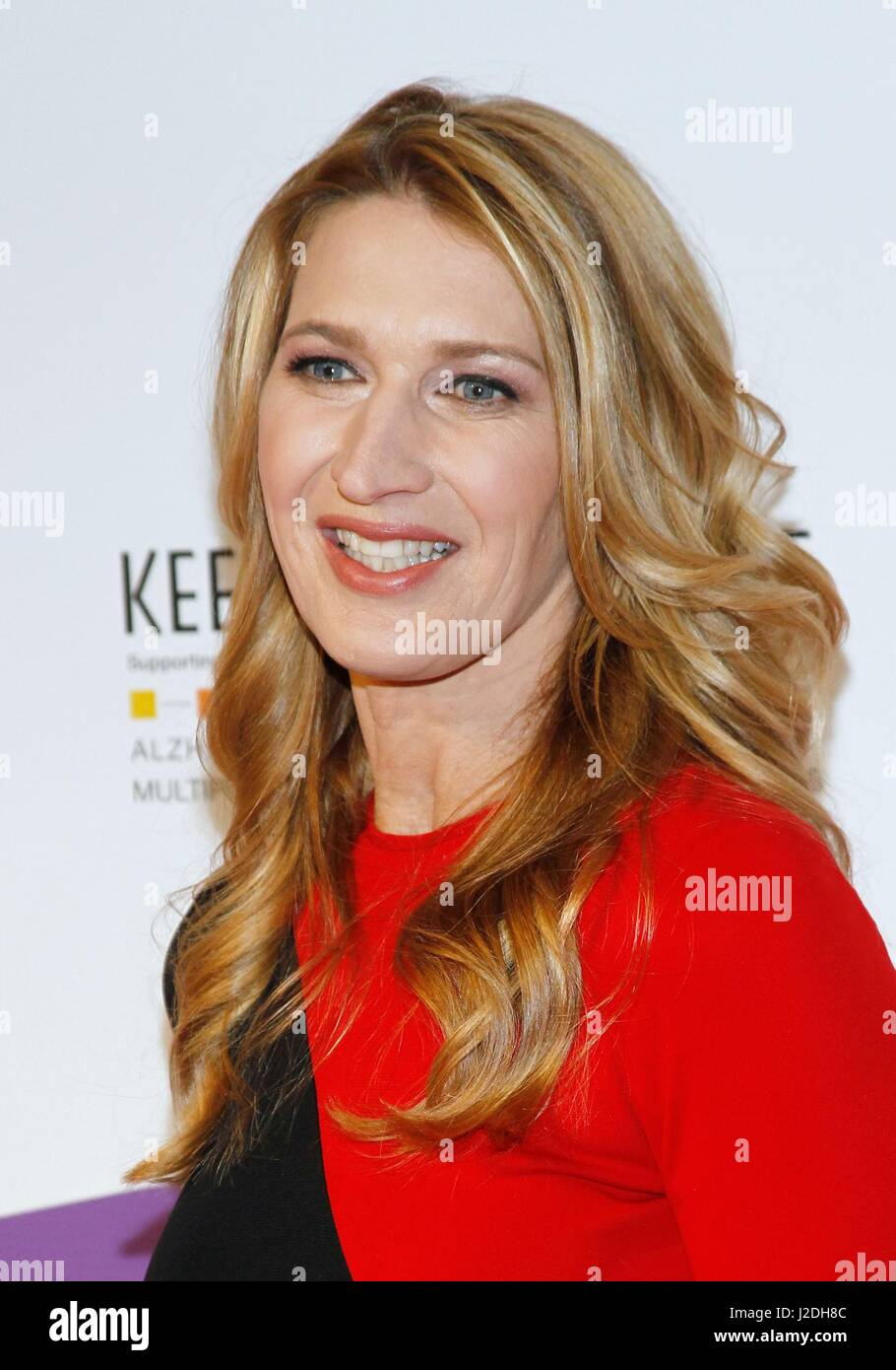 Las Vegas, NV, USA. 27th Apr, 2017. Steffi Graf at arrivals