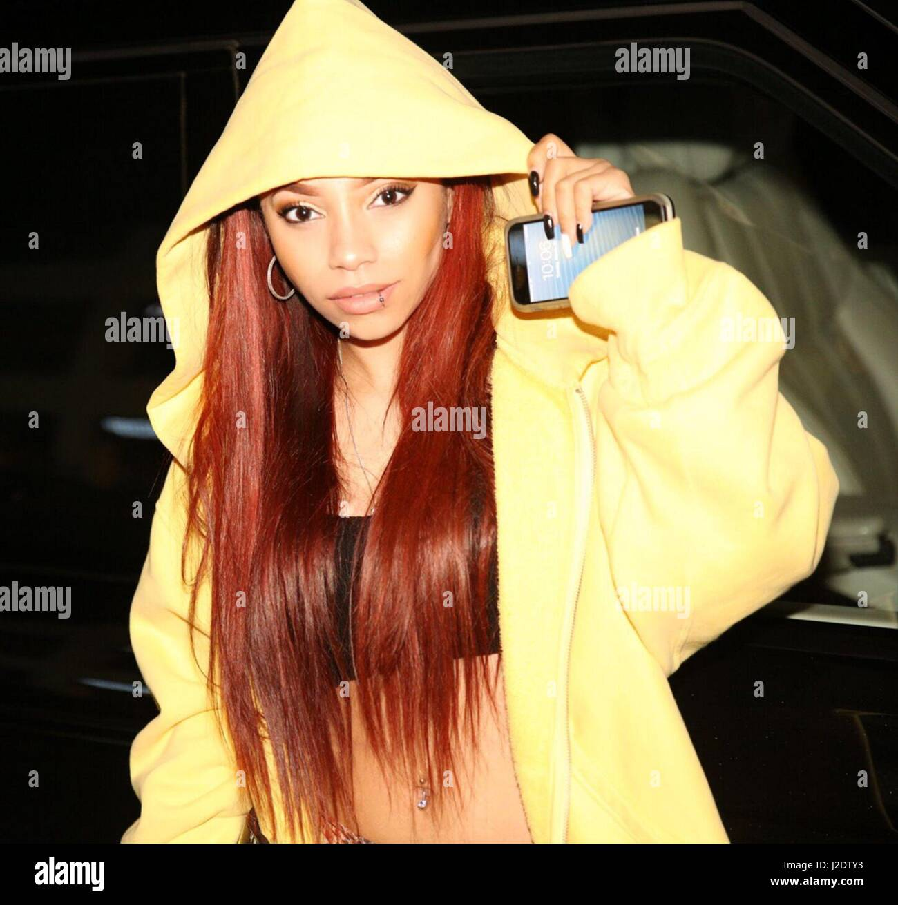 eazy es daughter ebie wright outside nobu in west hollywood featuring ebie wright where los angeles california united states when 26 mar 2017