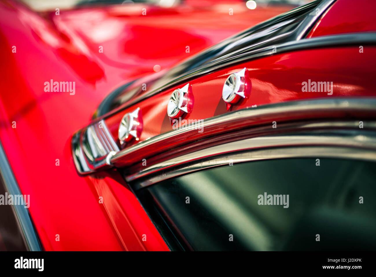 RedRoof_0583   - Stock Image