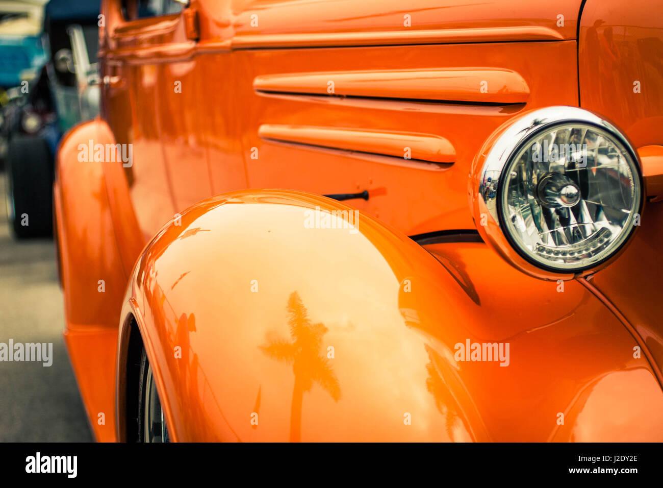 OrangeRod1430   - Stock Image