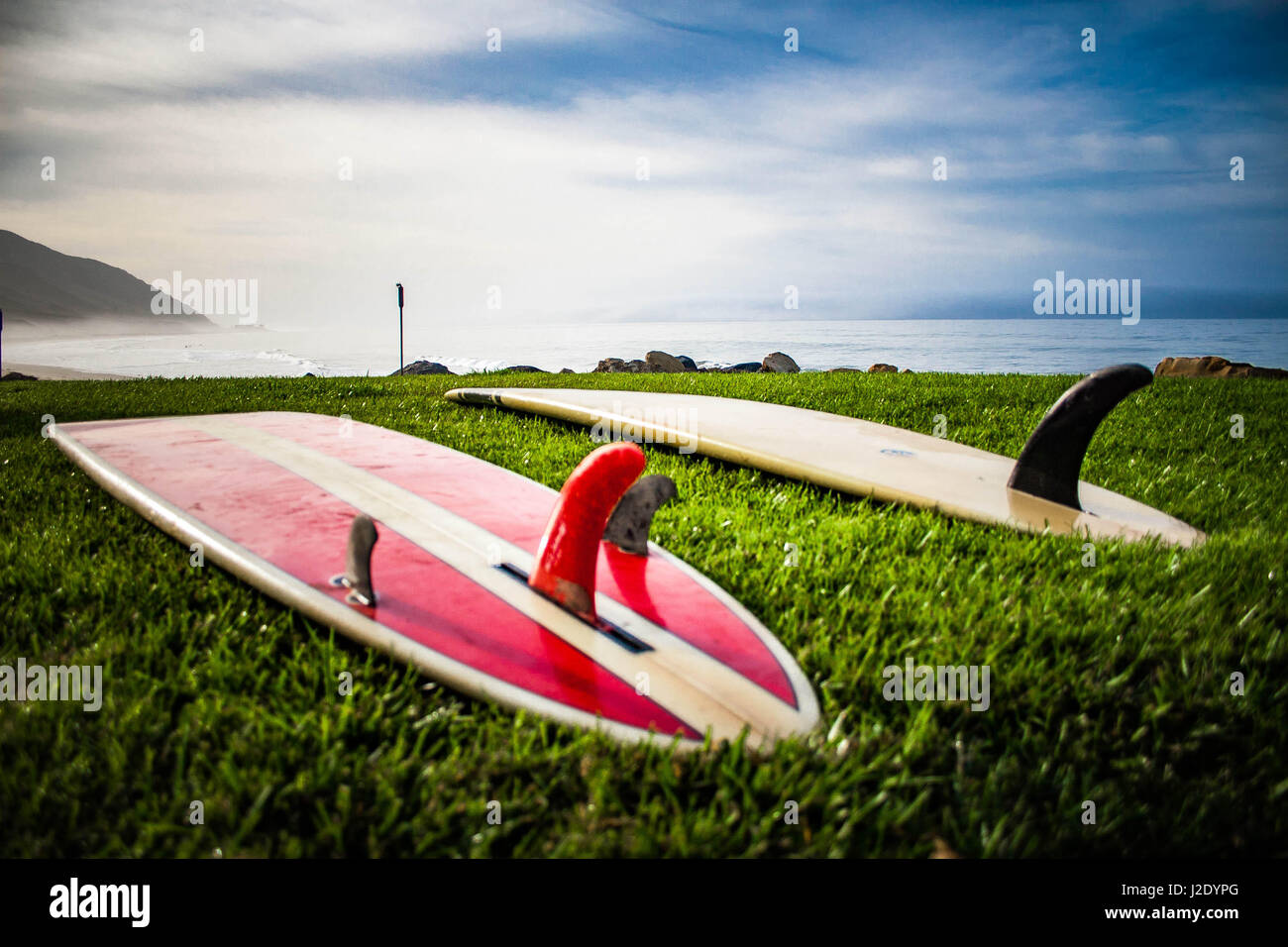 2SurfBoards6759   - Stock Image
