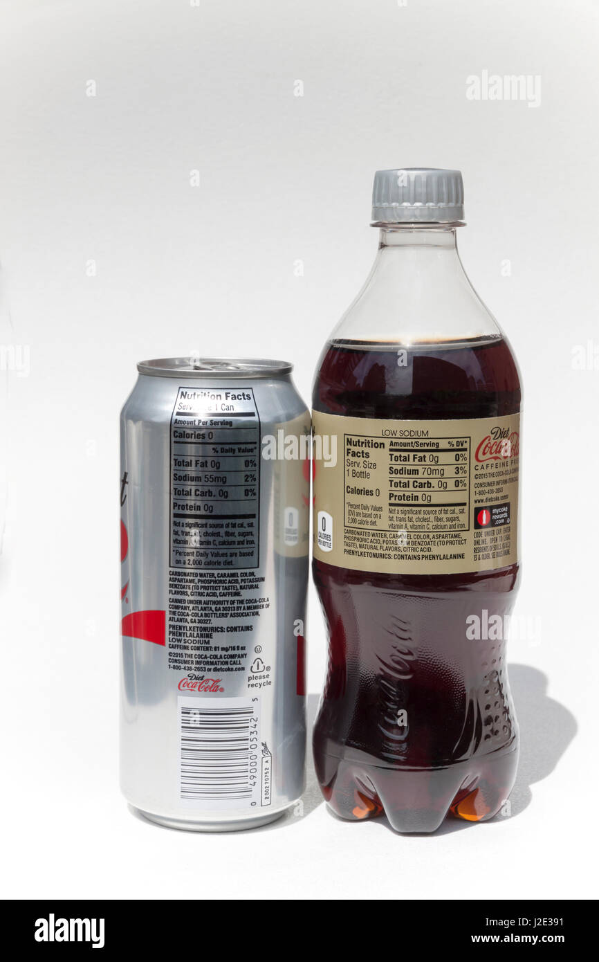 what is phenylalanine in diet coke