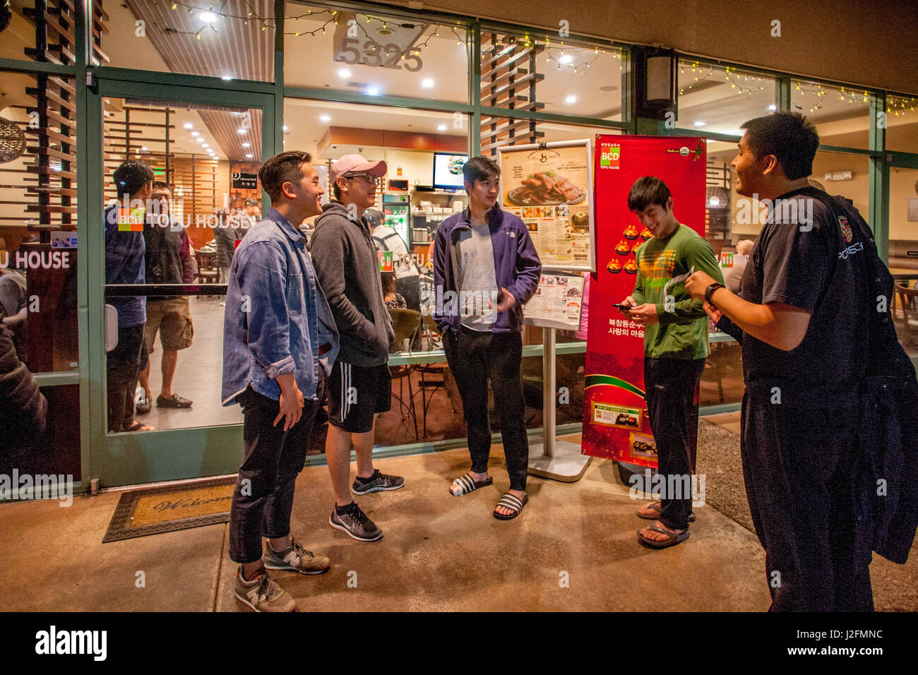 Asian american customers