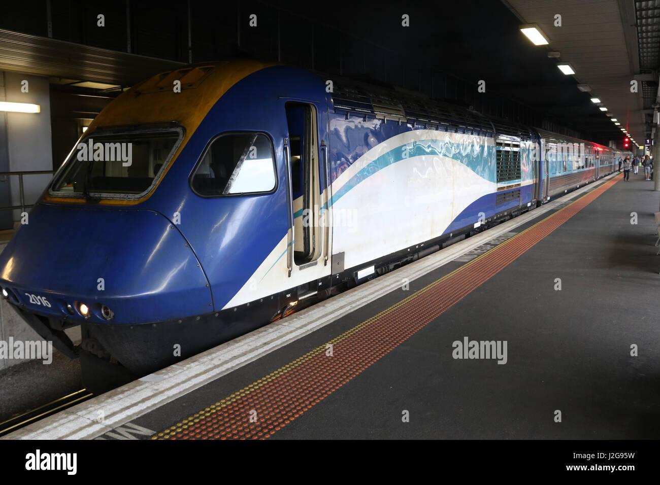 Sydney To Melbourne Train Stock Photos & Sydney To Melbourne